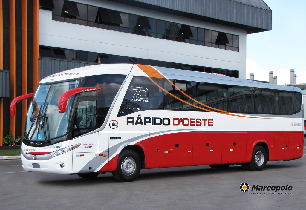 RAPIDO D'OESTE HORARIO DE ONIBUS