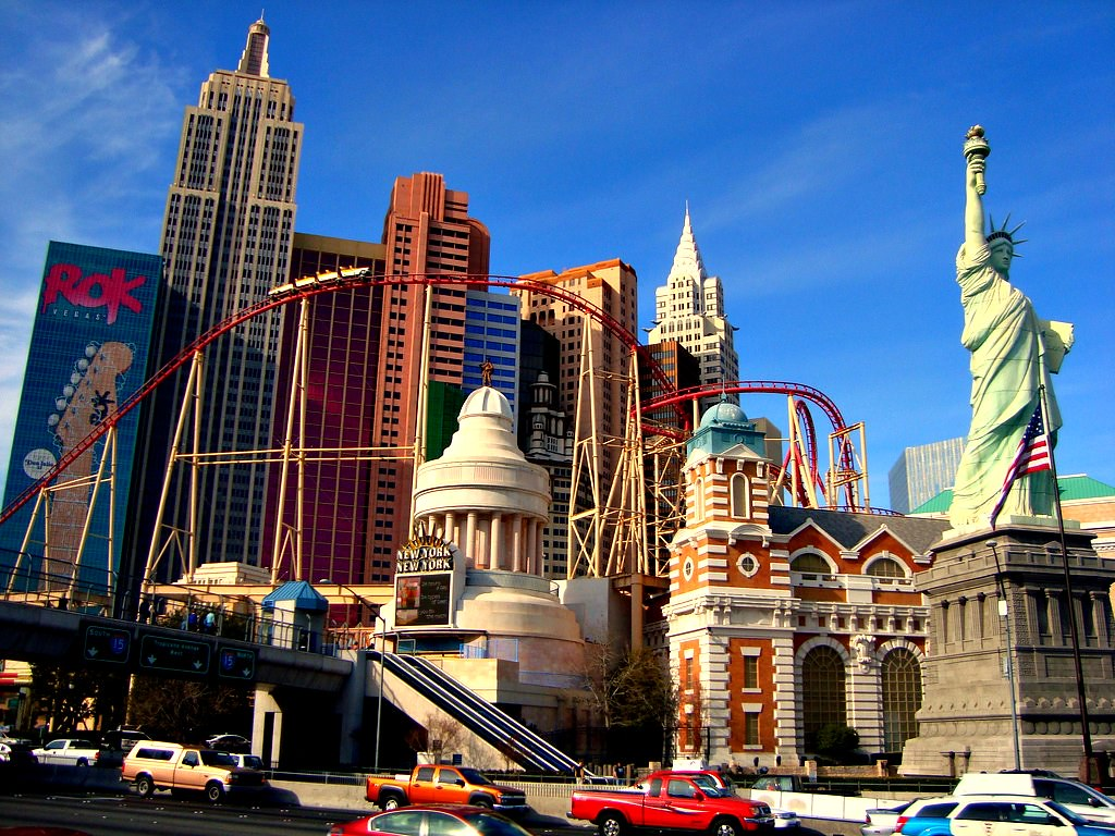 Vegas New York New York