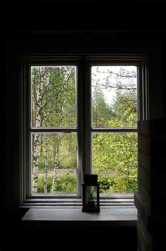 View from the sauna | by jutta / kootut murut