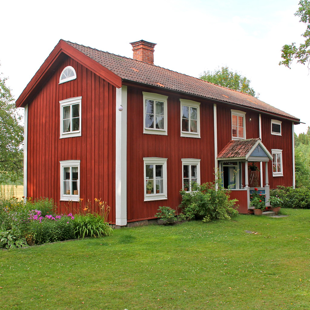 Image Result For Traditional Scandinavian Homes
