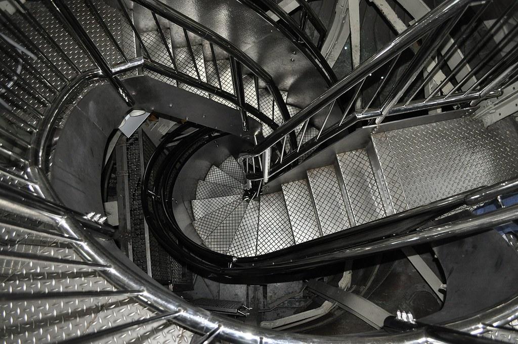 york spiral staircase