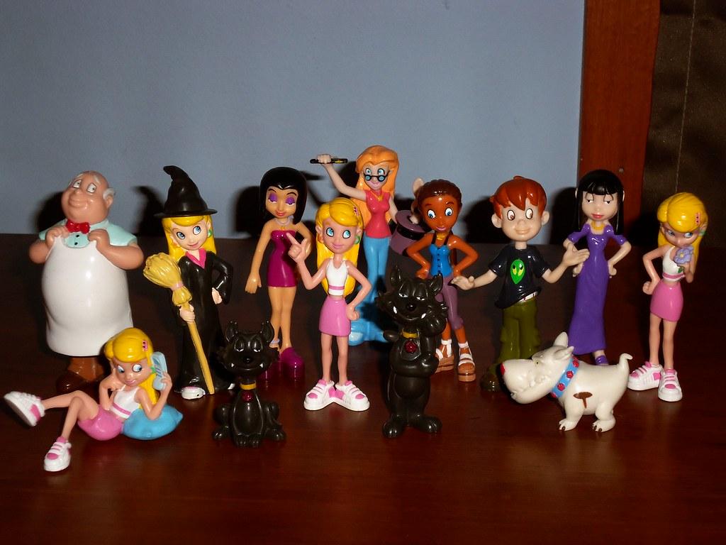 Sabrina the Teenage Witch Animated Series Figures | just ... Sabrina The Animated Series Sabrina Spellman