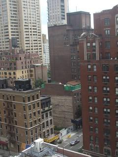 Hotel York Balcony Room