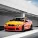 Arkym Fire Orange BMW M3