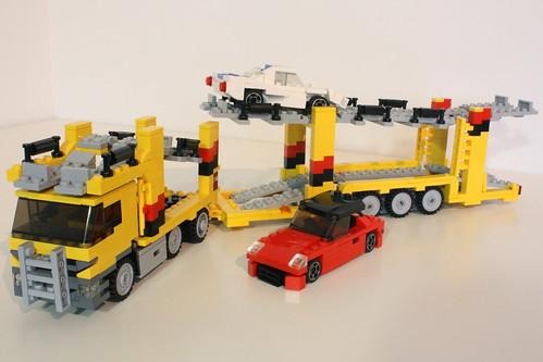 Lego Car Race Fast Games