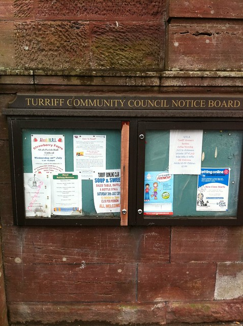 Turriff Community Notice Board