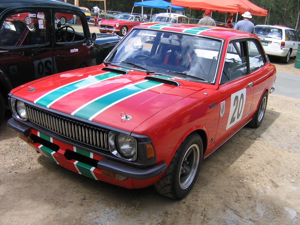 1974 Toyota Corolla Very Nicely Race Modified Classic