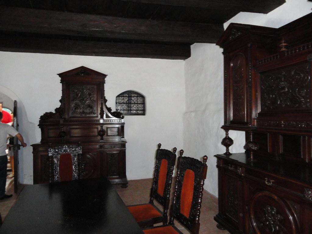 Interior Of Bran Castle Espino Family Flickr