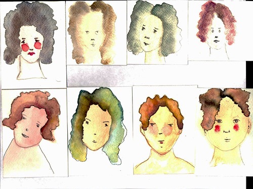 faces 101 - Part 2 | by Francesca Di Leo