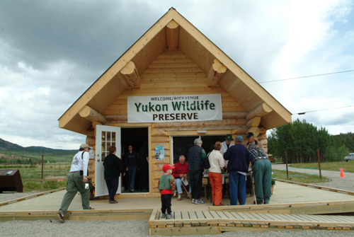 Yukon Wildlife Preserve Animal Care Amp Rehabilitation Centr