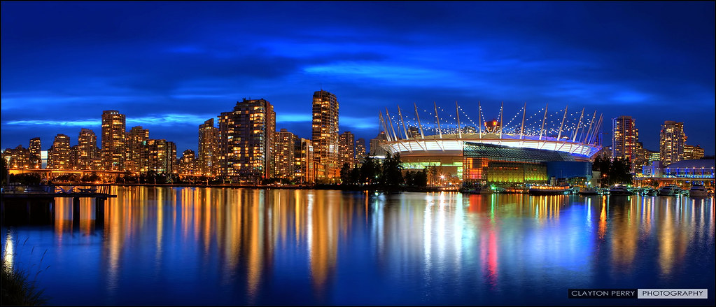 Vancouver S New Skyline The New Bc Place Or Whatever The