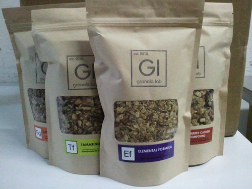 New packaging: Elemental Formula | by Granola Lab