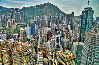 Growing Crystals of Hong Kong | by Sprengben