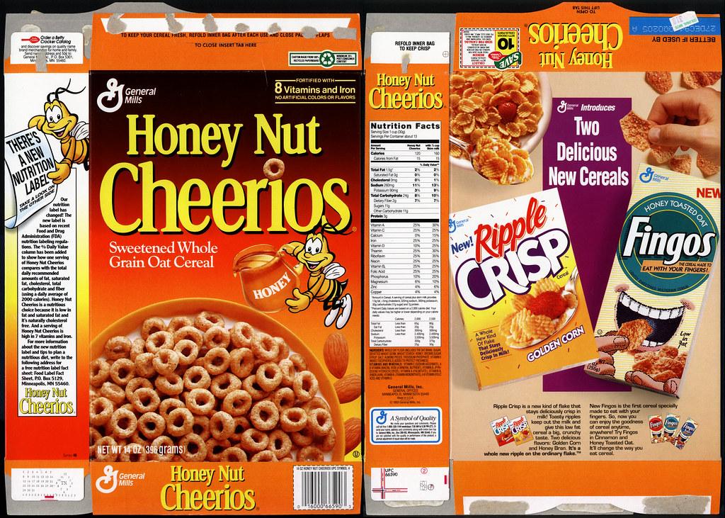 General mills honey nut cheerios printable coupon