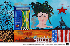 HD Art Painting Surrealismy I & II - NAME.013