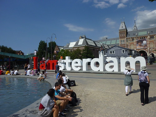 I am sterdam | by albertstraub