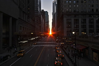 Manhattanhenge | by Jonathan Zurick