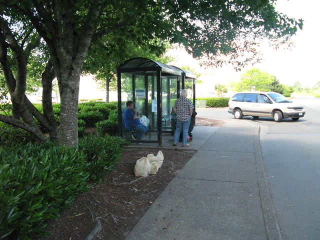 Warrenton Fred Meyer Bus Stop Northwest Point Flickr