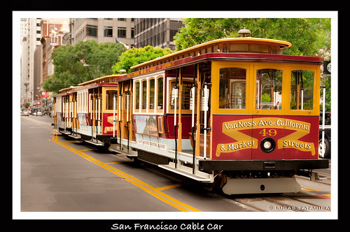 San Francisco Cable Car | by LUCAS TATAGIBA