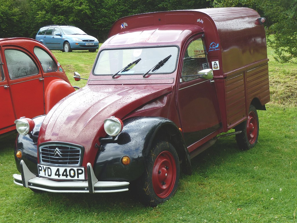 citroen 2cv van 1975 citroen 2cv ak400 van richard. Black Bedroom Furniture Sets. Home Design Ideas