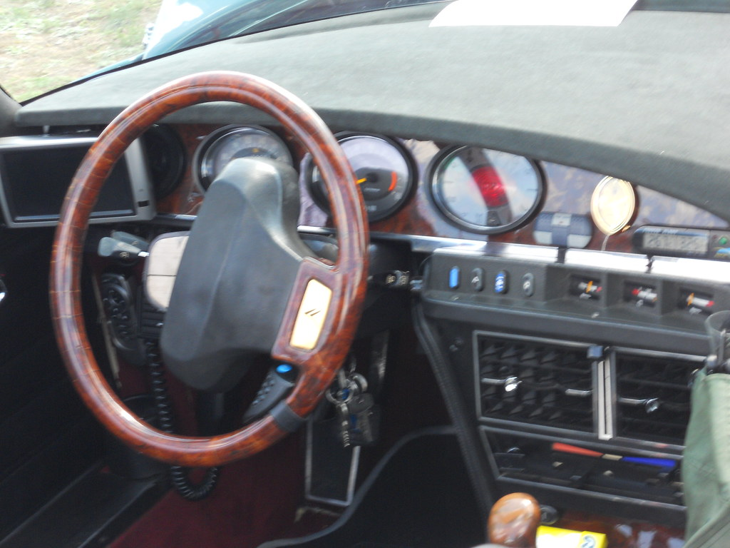 Citroen Sm Powered By Maserati Transaxle Alias Toprope Flickr