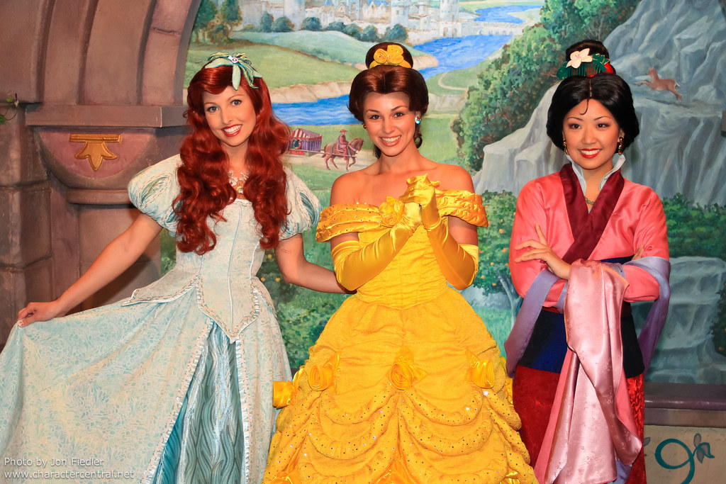 how to become a princess in real life