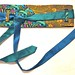 Obi Style Belt made from Recycled Men's Ties