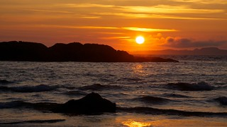 PHOTO - Today in Tofino: Long Beach Sunset | by [Rikki] Julius Reque