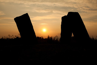 Day 208 Mini Stonehenge | by Peter Simmons