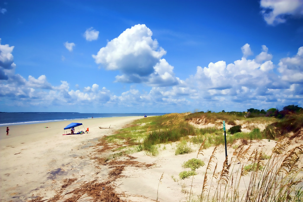 Glory Beach Jekyll Island