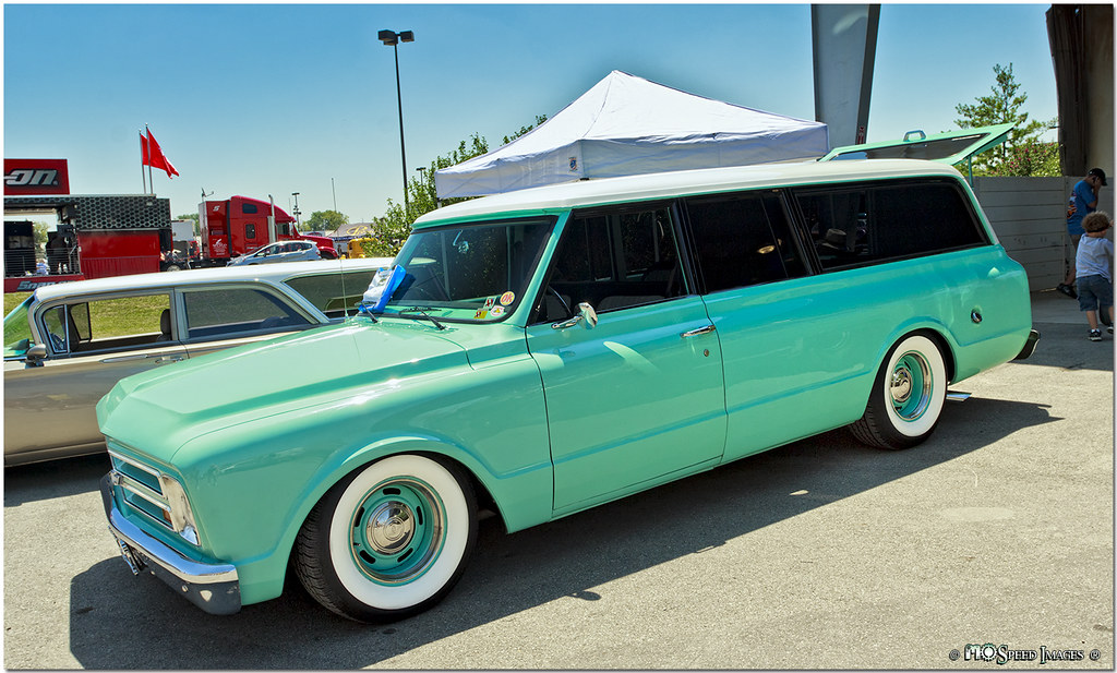 1967 chevy suburban owner al ritter of cockeyesville md