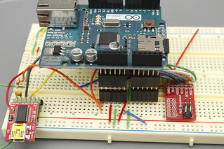 Breadboard Arduino | by Steve Marple