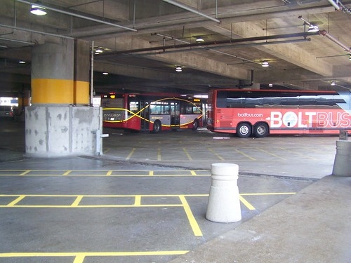 Union station bus garage deck washington dc richard for Garage auto l union
