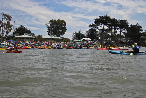 Baywood Concert. Boatzart Kayak Concert Event Morro Bay to Los Osos to Baywood, CA, 31 July 2011. | by mikebaird