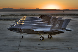 Edwards AFB F-35A Test Aircraft | by Lockheed Martin
