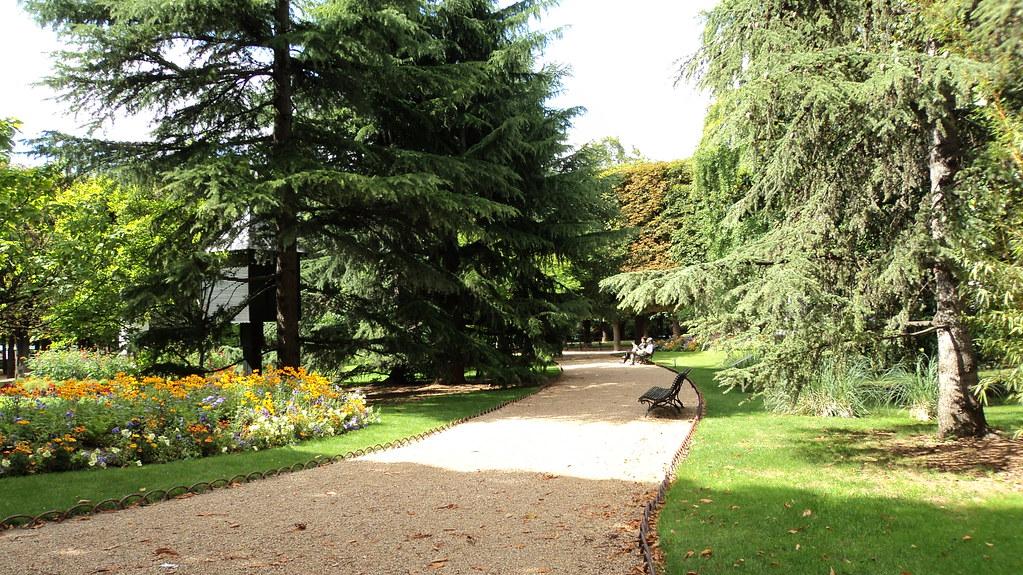 Le jardin du luxembourg leah hana flickr for Le jardin 3d
