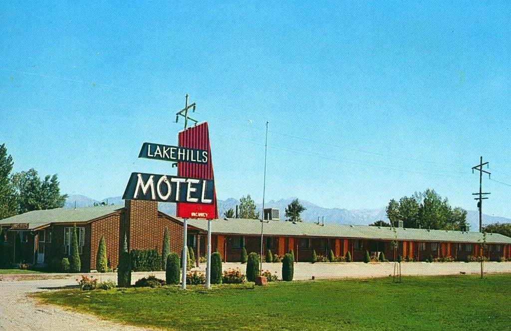 Motel  North Temple