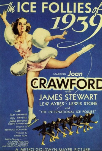 Joan Crawford Ice star - 1939 | by Vintage Gazette
