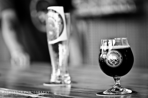 Summer Storm Stout | by Beertographer