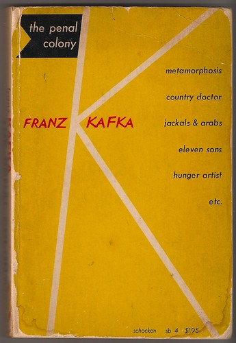 The Penal Colony: Stories and Short Pieces by Franz Kafka | by JesPatMart