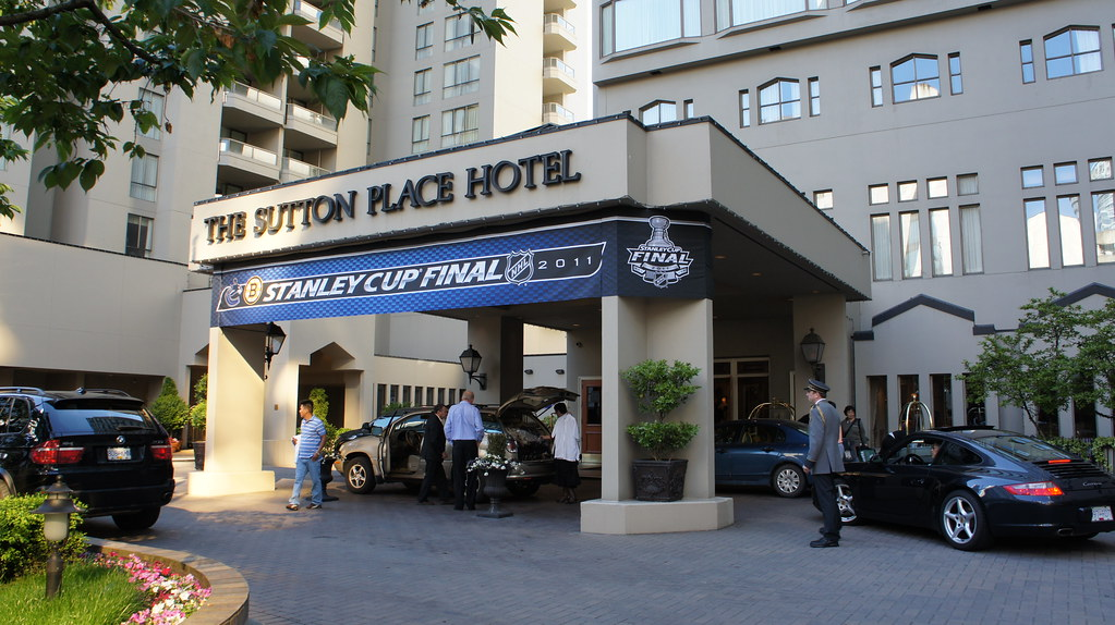 Sutton Place Hotel Edmonton Airport Shuttle