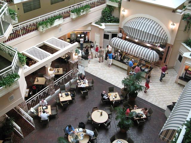 Embassy Suites Northwest Arkansas Hotel Spa Convention Center