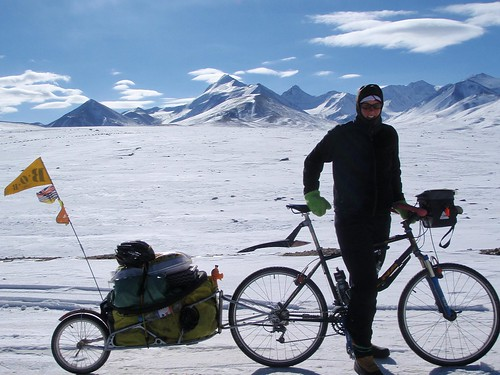 Cycling The Pamir Highway In November | by travelling two