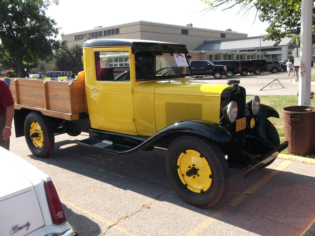 New Chevy Truck >> 1931 Chevy 1 ton truck | 1931 Chevy 1 ton truck seen at the … | Flickr