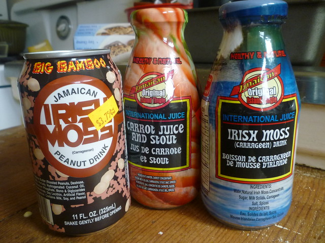 jamaican beverages, irish moss, carrot juice, guinness punch, what to drink in jamaica
