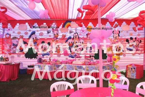 Decoración de toldo de Mickey Mouse - Imagui