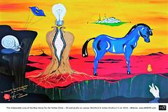 HD Art Painting Surrealismy I & II - NAME.003