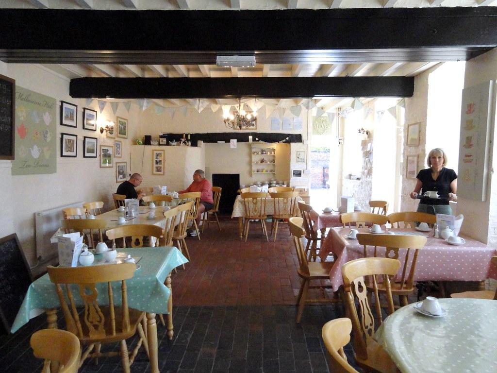 Melbourne Tea Rooms Derbyshire