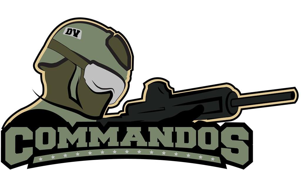 Commandos Logo : First attempt at logo design : Chris Pollard : Flickr