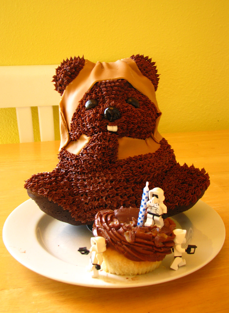 Cake Store Star Wars Funny